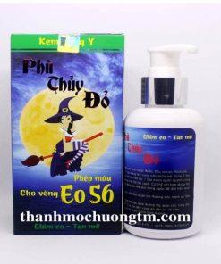 Kem Tan Mỡ Phù Thủy Đỏ Thanh Mộc Hương Bí Quyết Vòng Eo 56