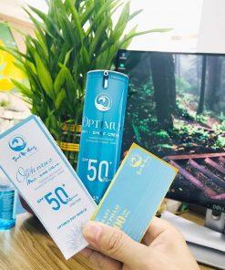 Kem Chống Nắng Thanh Mộc Hương Anti Shine Cream 100% Thiên Nhiên